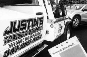 Justin's Towing and Storage